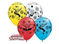 Balony Spiderman